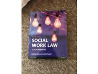 Social Work Law Book