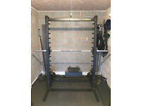 Powertec Roller Smith Machine