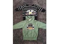 Next jumpers. Size 3-6 months