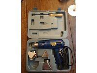 Hot air paintstrip gun
