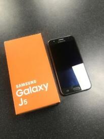 Samsung Galaxy J5 J500 Unlocked Boxed Excellent Condition With Charger And Earphones