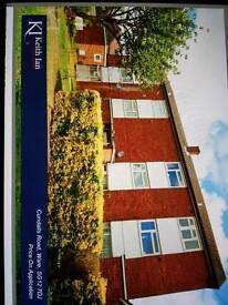 Ground floor flat for sale in ware hertfordshire