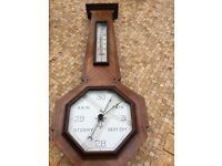 Art Deco 1930's Barometer