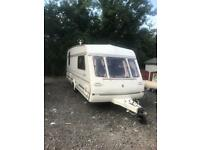 5 berth compass caravan