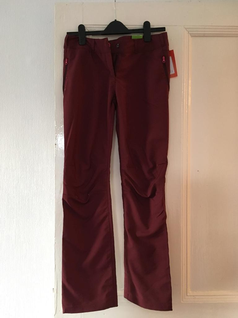 Small size 10 walking trousers