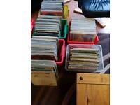 Record vinyl joblot