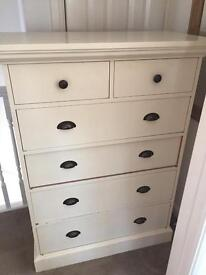 Marks and spencer M&S solid wood chest of drawers