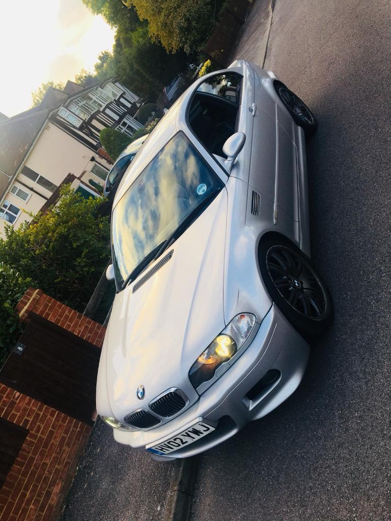 BMW E46 M3, coupe, non sunroof model  Manual, FSH   in New Malden, London    Gumtree