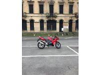 Honda CBR125 - great runner for a learner or cheap commuter!