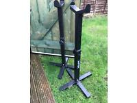 MPEX Heavy Duty Squat Stands
