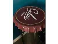 Bar stool, vintage,