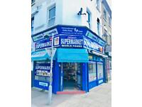 SHOP FOR SALE - CONVENIENCE RETAIL STORE/SUPERMARKET/NEWSAGENT/OFF LICENSE/GROCERY IN STRATFORD E15