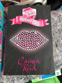 Rebel girl book
