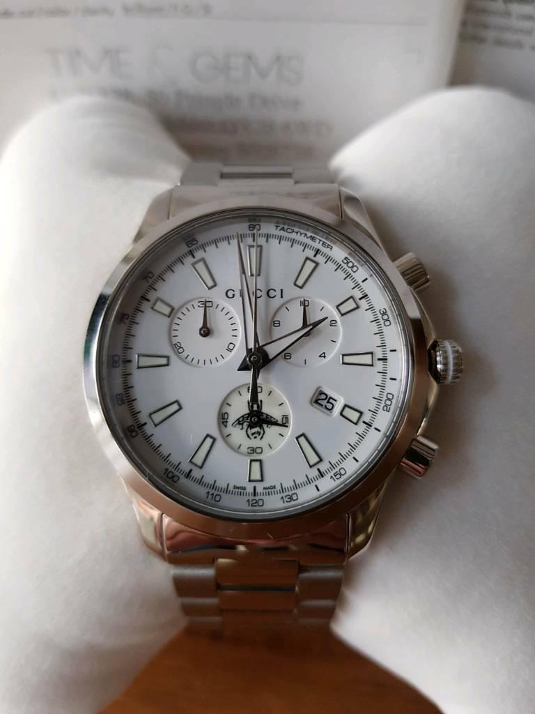 c013c1d59cc GUCCI G-TIMELESS Mens Watch
