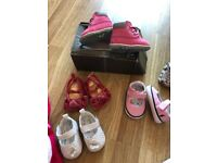 Massive bundle off baby girl clothes from new born to 6-9 Months