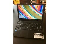 Acer Aspire E15 Laptop with 15' display - hardly used and needs a good home