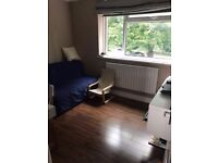Bright double bedroom to rent in freshly renovated flat
