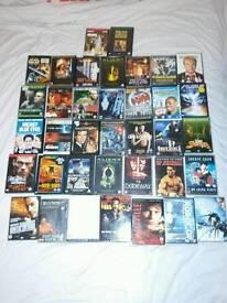 DVDs bulk 37