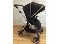 Silvercross buggy and carry Cot plus car seat
