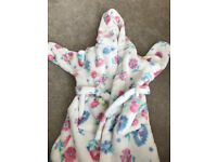 John Lewis age 2 dressing gown