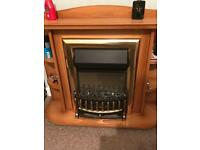 Fire and fire surround