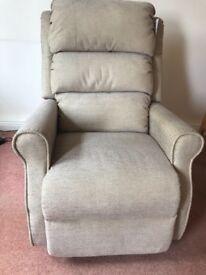 Kingsley Motorised Rise & Recline Armchair