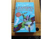 David Walliams Book - Grandpa's Great Escape.