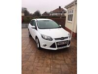 Ford Focus 1.0 eco boost 2012