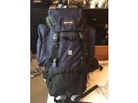 Eurohike 65lt rucksack. Used but good condition!!