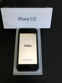 iPhone 5s 32GB memory EE network