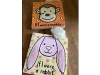 Jellycat baby books