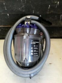 Dyson DC19T2 Purple Cylinder Vacuum Cleaner Fully Serviced C/W New Full Tool Kit