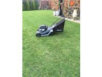 Hayter spirit 41 self propelled roller mower