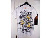 Ladies Minions T-Shirt, Size 16
