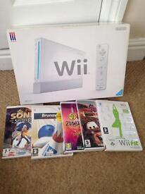 Nintendo WII Boxed! £30