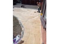 DRIVEWAYS FENCING PAVING GARDEN SERVICES WALLS BLOCK PAVING FREE QUOTES.CALL PAUL ON 07523192573.
