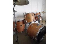 Stagg Drum Kit with Pearl SensiTone Steel Snare
