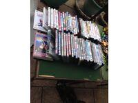 JOBLOT DVD's