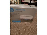 HP DeskJet 3630 wireless print/scan/copy BRAND NEW UNUSED IN BOX