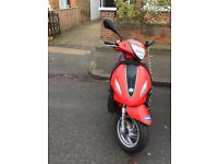 Fly with full service history by BMG scooters for sale. Good condition and full running order.