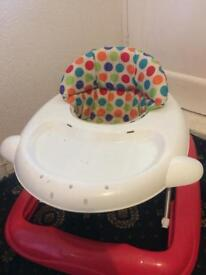 Baby walker £3 collection bowburn.