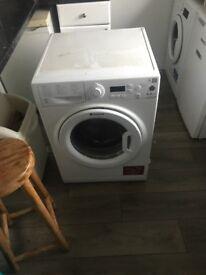 Free HotPoitbwashing machine