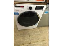 Ex display Beko WDR854P14N1W 8Kg / 5Kg Washer Dryer with 1400 rpm - A Rated