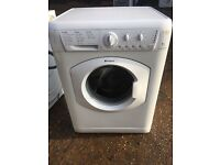 Hotpoint WML520 6kg 1200 Spin Washing Machine in White #3223