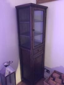 Tall Glasses / Display Cabinet Cupboard