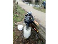 Boat engine Honda outboard