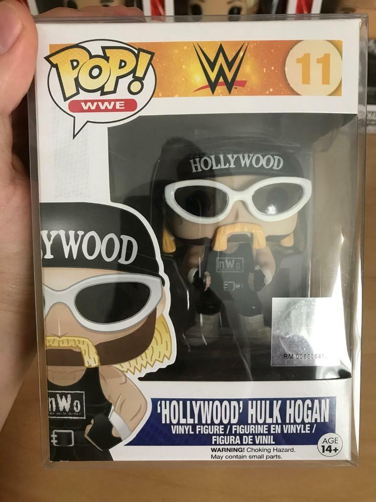 funko pop hollywood hulk hogan