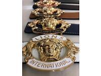 Designer Belts For Men and Women
