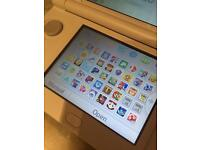 New 3DS with loads of games inc Pokemon Moon and Sun