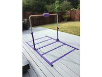 Tumbl Trak Gymnastics frame and mat